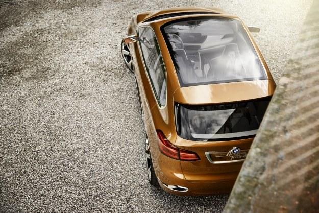 BMW Concept Active Tourer Outdoor /INTERIA.PL