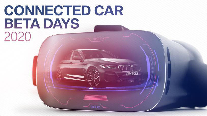 BMW Connected Car /materiały prasowe