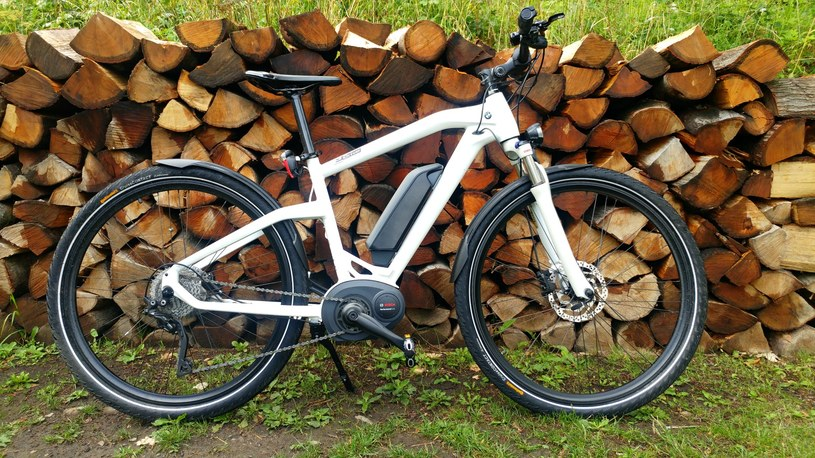 BMW Cruise electric bike /LG G5 /INTERIA.PL