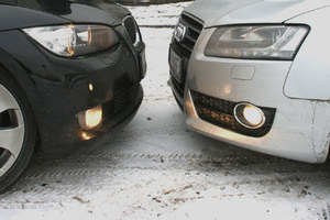 BMW dla buraka...