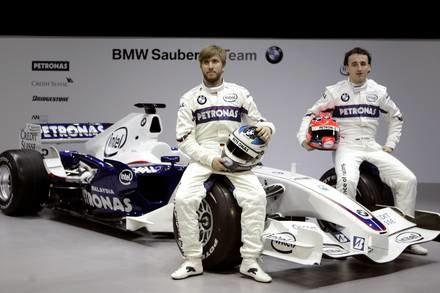 BMW F1.07 / Kliknij /AFP