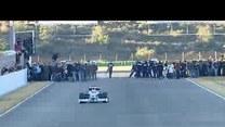 BMW F1.09 na torze