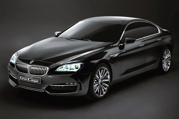 BMW gran coupe /