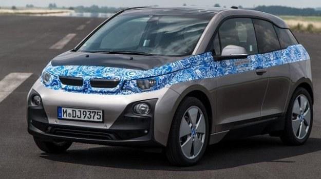 BMW i3 będzie produkowane w Lipsku. /BMW