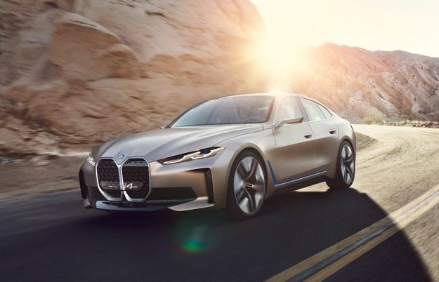 BMW i4 Concept /BMW