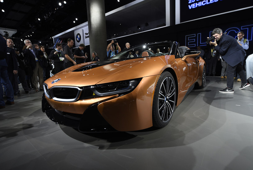 BMW i8 Roadster /Getty Images