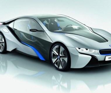 BMW i8 - sportowa hybryda