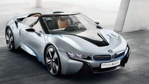BMW i8 Spyder dostał zielone światło