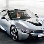 BMW i8 spyder. Hybrydowa rakieta