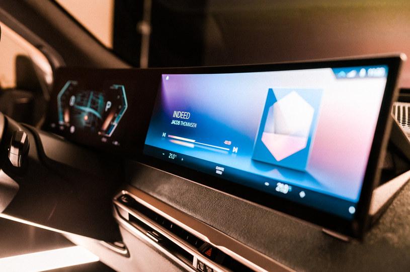 BMW iDrive /materiały prasowe