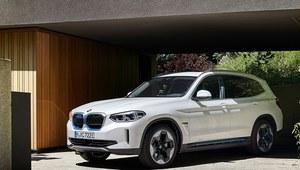 BMW iX3 już w Polsce