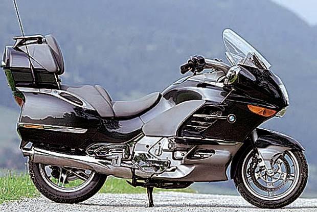 BMW K 1200 LT / Kliknij /Motocykl