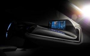 BMW kontrolowane gestami na CES 2016