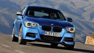BMW M135i - pierwsza jazda