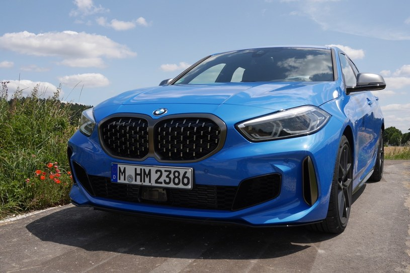 BMW M135i xDrive /INTERIA.PL