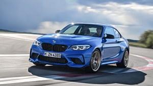 BMW M2 CS - ekstremalne zakończenie