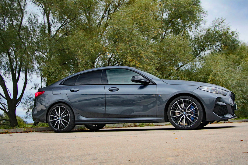 BMW M235i xDrive Gran Coupe /INTERIA.PL