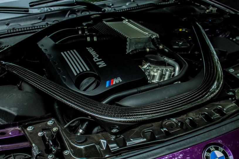 BMW M3 3.0 450 KM Competition /INTERIA.PL