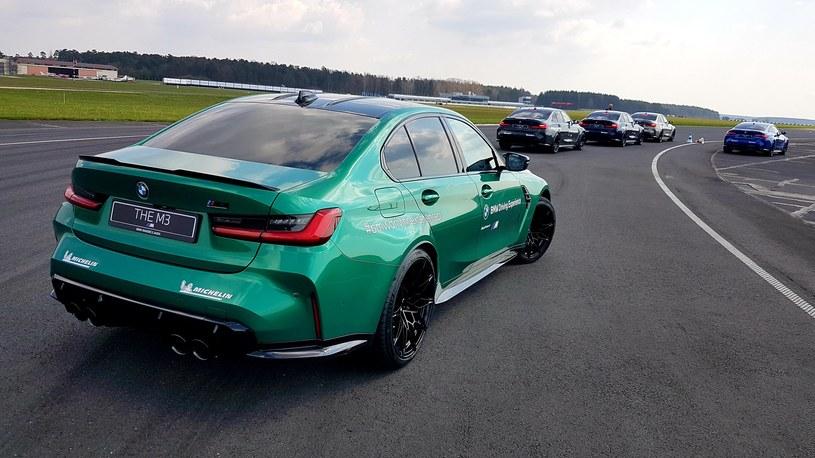 BMW M3 Competition /INTERIA.PL