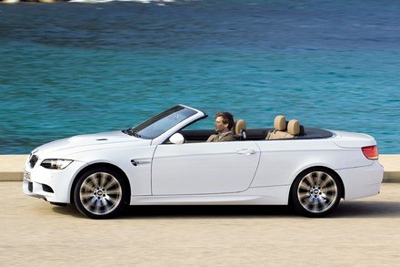 BMW M3 convertible / Kliknij /INTERIA.PL