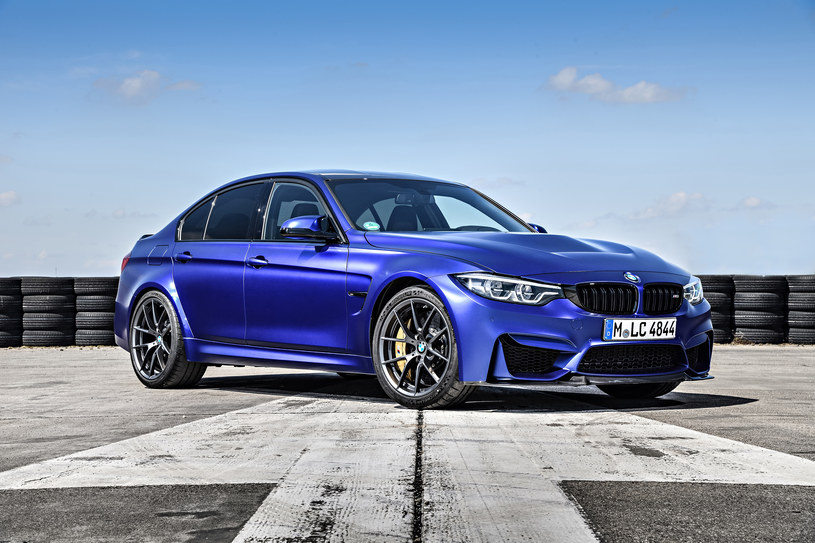 BMW M3 CS /