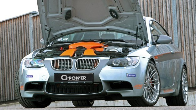 BMW M3 HURRICANE 337 Edition /G-Power