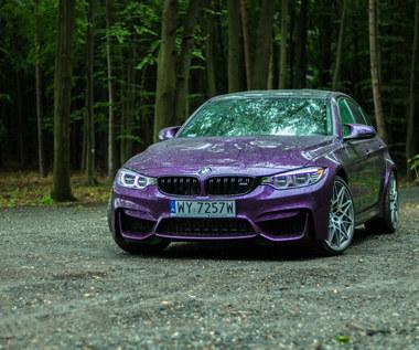 BMW M3 w warunkach codziennych