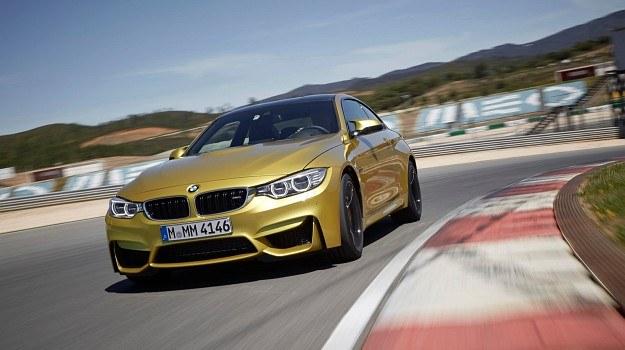 BMW M4 bije poprzednika /BMW