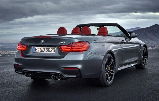 BMW M4 Cabrio /