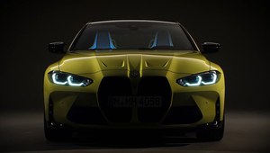 BMW M4 Competition na filmie