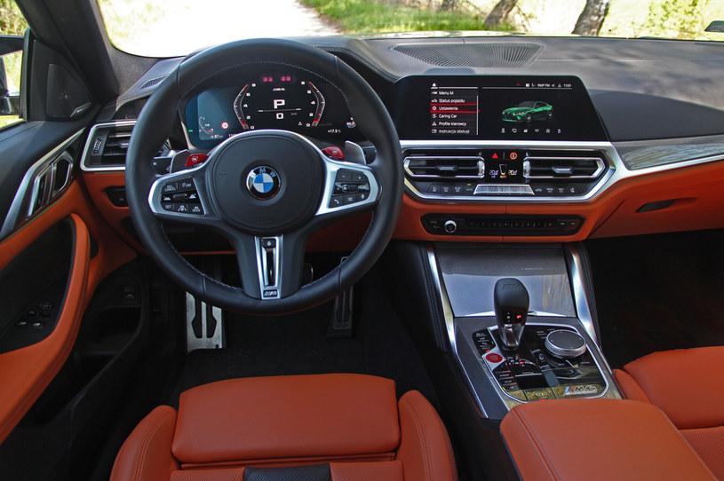 BMW M4 Competition /INTERIA.PL
