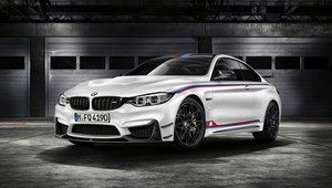 BMW M4 DTM Champion Edition - wersja mistrzowska