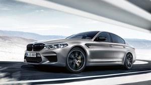 BMW M5 Competition - rekordowo szybkie