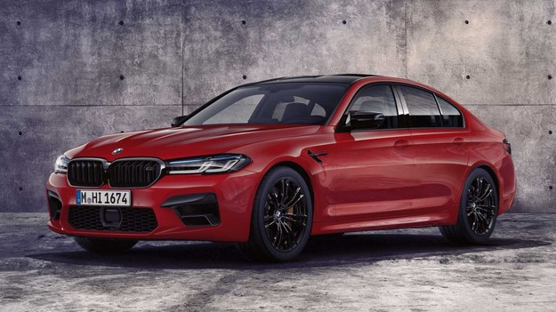BMW M5 Competition /
