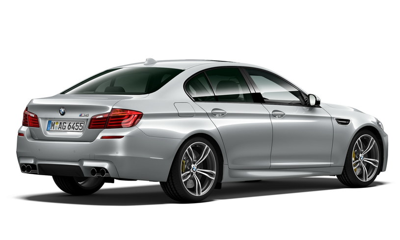 BMW M5 Pure Metal Edition /