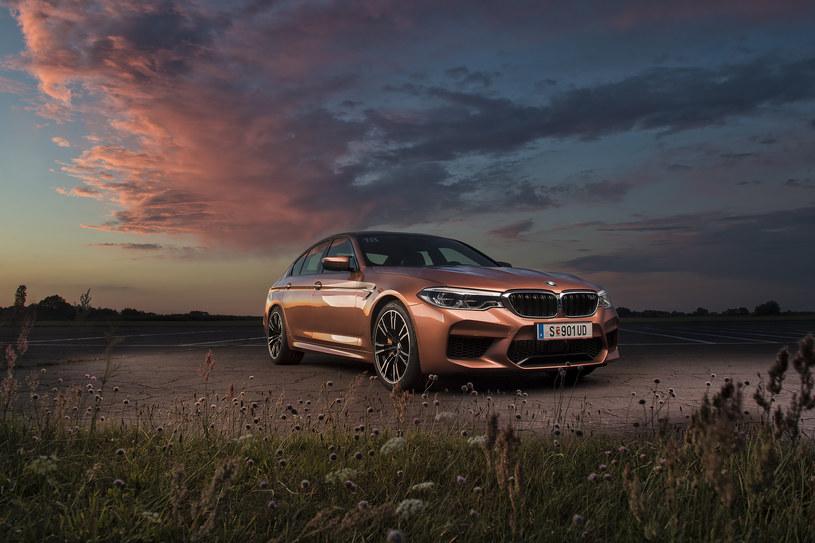 BMW M5 - wilk w owczej skórze /materiały prasowe