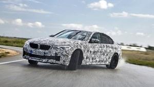 BMW M5 z napędem xDrive!