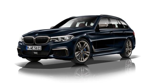 BMW M550d xDrive /BMW