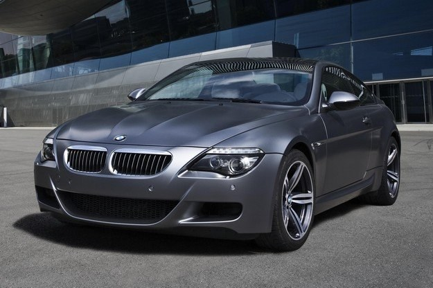 BMW M6 coupe /