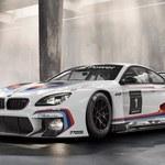BMW M6 GT3 oraz Competition Edition