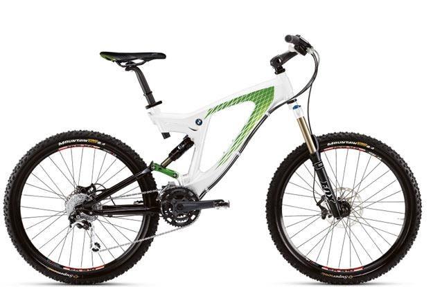 BMW Mountainbike Enduro /