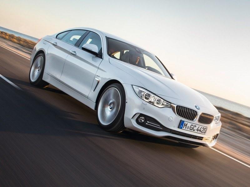 BMW na początek roku przygotowało szereg nowości /