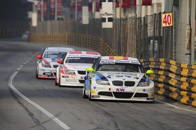 BMW ochodzi z WTCC /