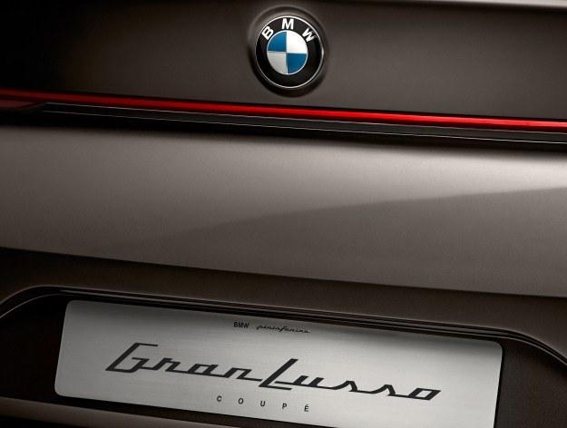 BMW Pininfarina Gran Lusso Coupe /