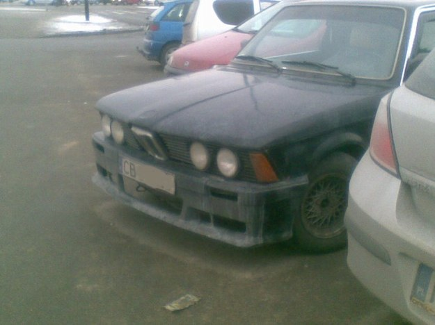 BMW rekin.