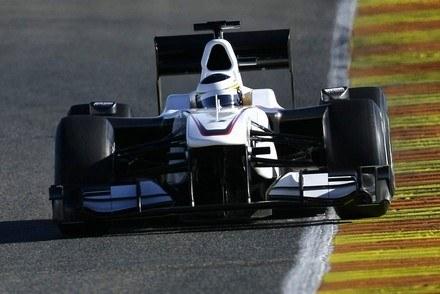 BMW Sauber C29 /AFP