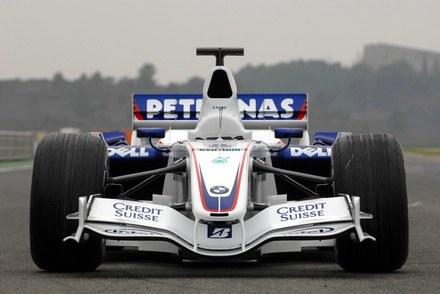 BMW Sauber F1.07 / Kliknij /INTERIA.PL