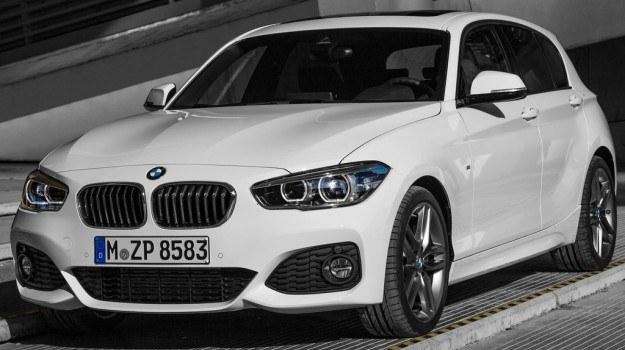 BMW serii 1 po liftingu (2016) /BMW