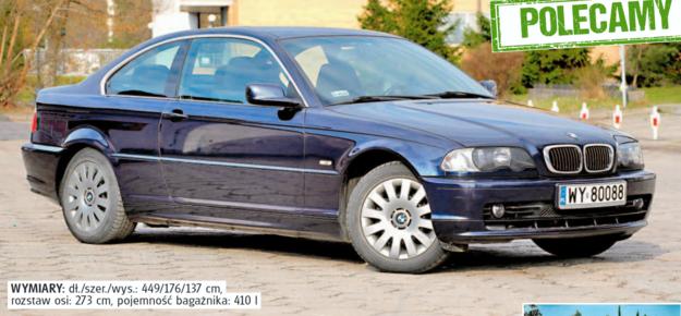BMW serii 3 E46 coupe /Auto Moto