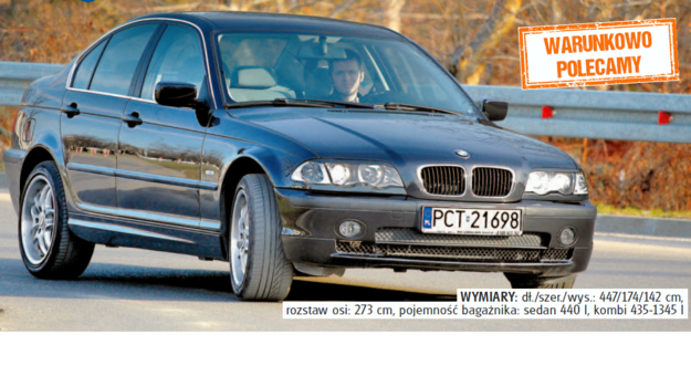 BMW serii 3 E46 /Auto Moto